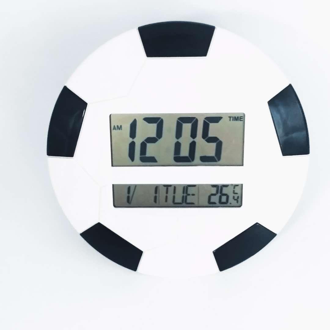 3888大屏幕LED挂钟简约电子闹钟大字钟万年历时钟客厅办公挂钟
