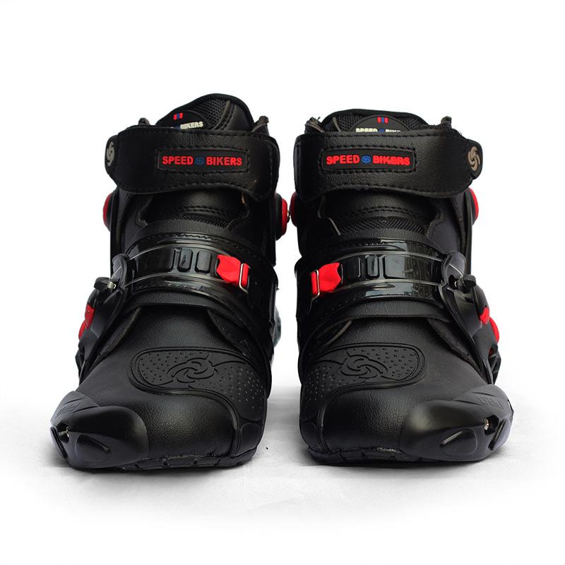 PRO-BIKER摩托车骑行轻便透气时尚防护防摔舒适防撞短靴