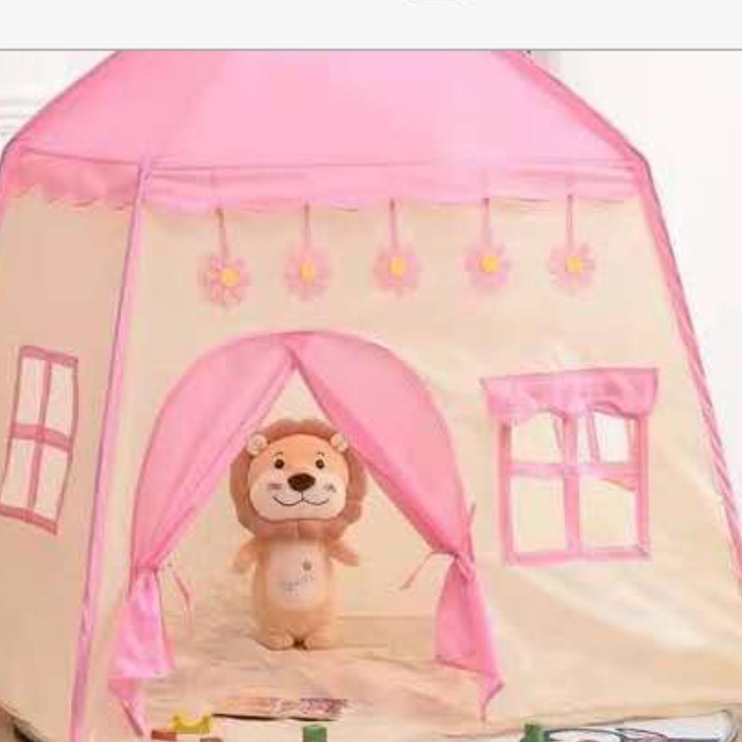 儿童圆形帐篷