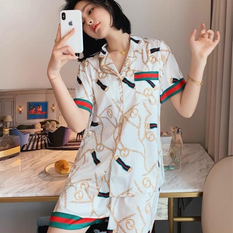 2021新款冰丝睡衣