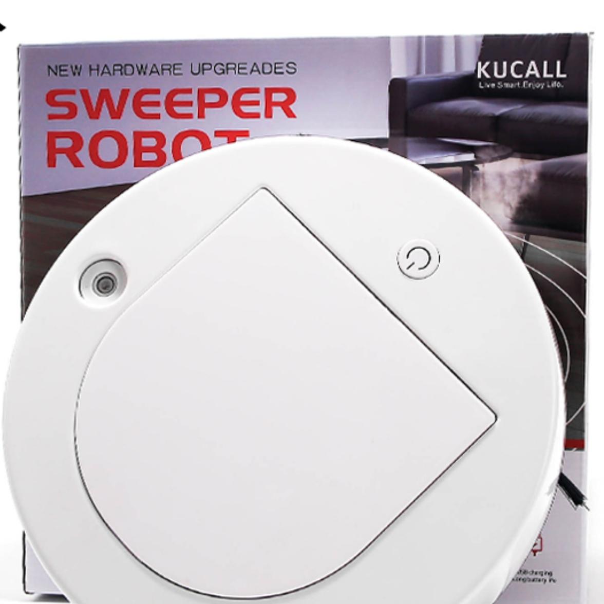 全自动充电扫地机器人家用智能静音拖地擦地机扫吸拖三合一吸尘器