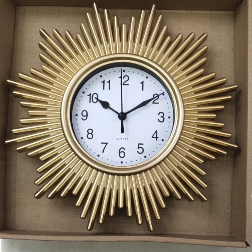 仿古铜挂钟 25cm
