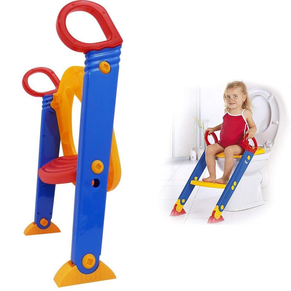 彩盒婴儿坐便梯宝宝马桶梯