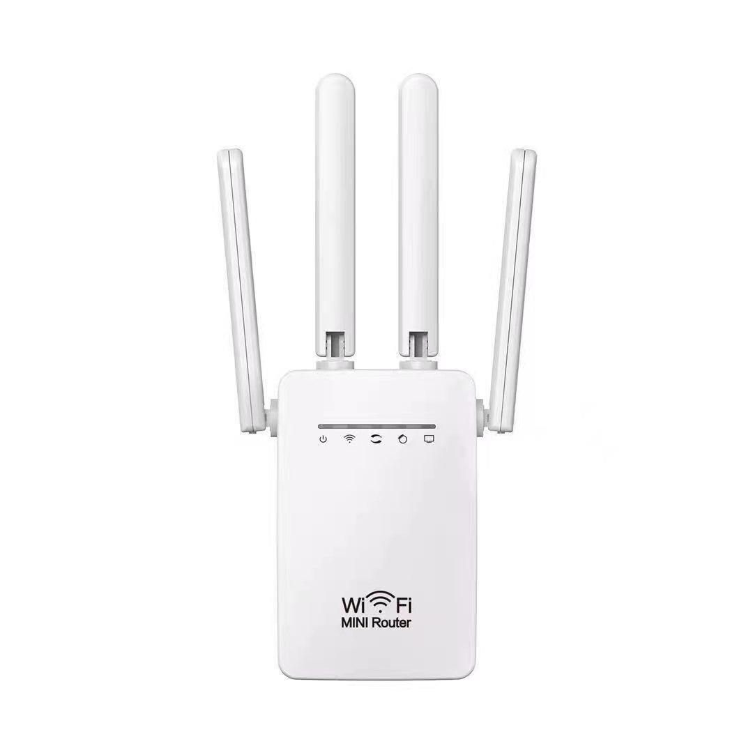 网络中继器宽带WiFi连接