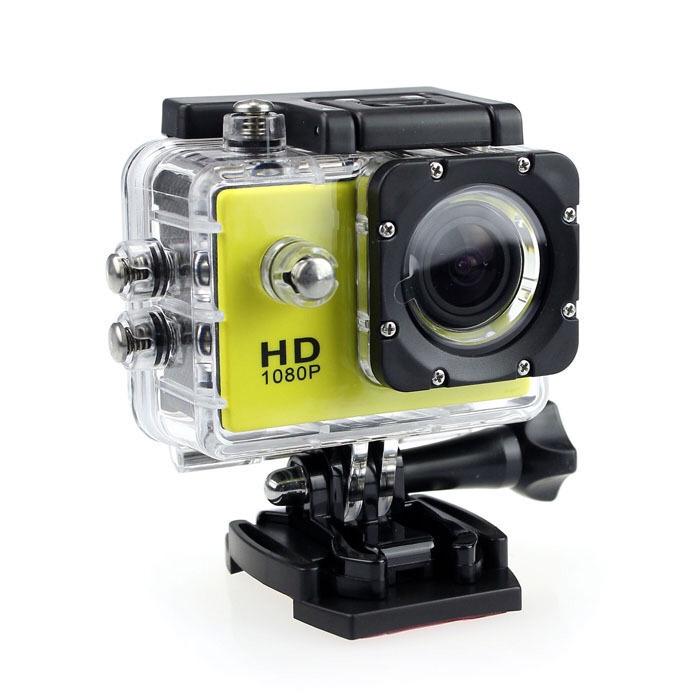 运动相机放水户外拍摄