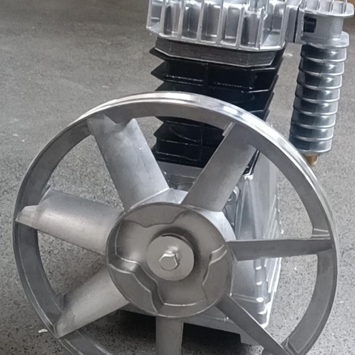 空压机泵体