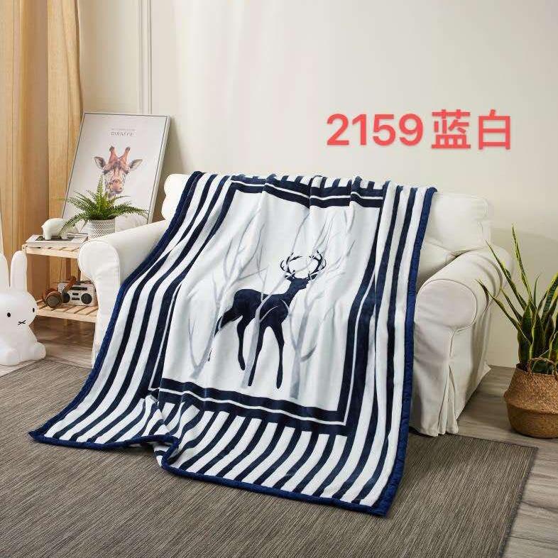 床上用品学生毯单人云毯盖毯垫毯圣诞礼品毯