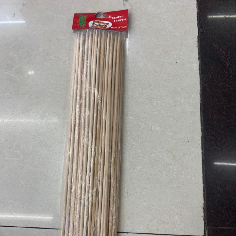 5.0*35CM竹签
