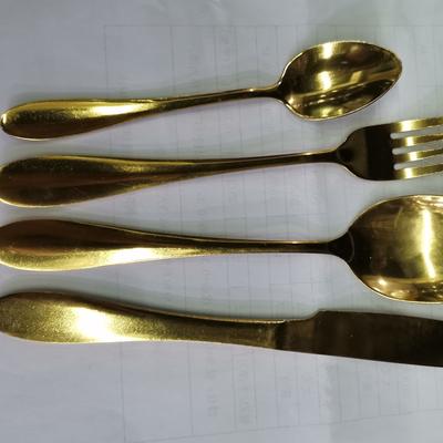 不锈钢餐具套装礼品餐具西餐刀叉勺勺子