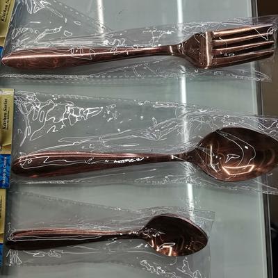 不锈钢餐具西餐刀叉勺,勺子