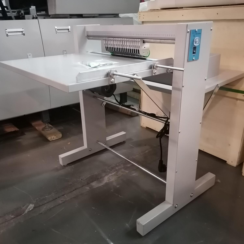 600型不干胶划线机可调速分切机