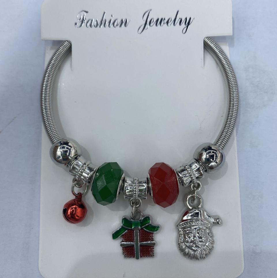 潘多拉圣诞手链