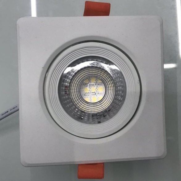LED豆胆射灯25W