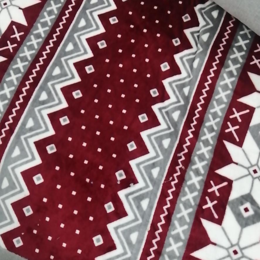 法兰绒毛毯贝贝绒