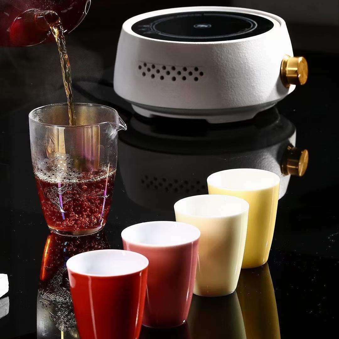茶具,知行9头电磁炉茶具