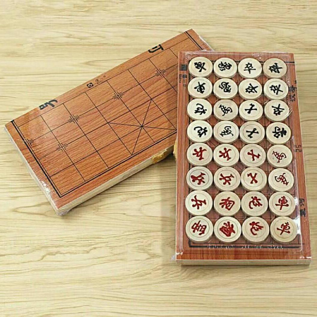 木板象棋休闲象棋