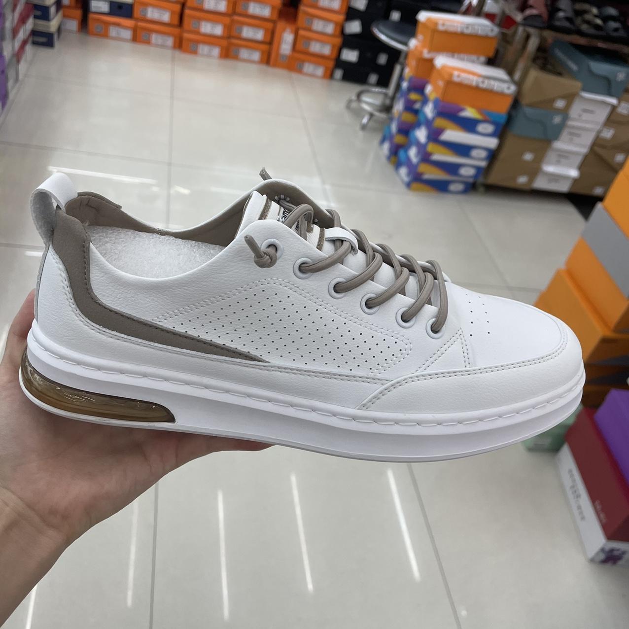 男款运动板鞋休闲鞋百搭小白鞋