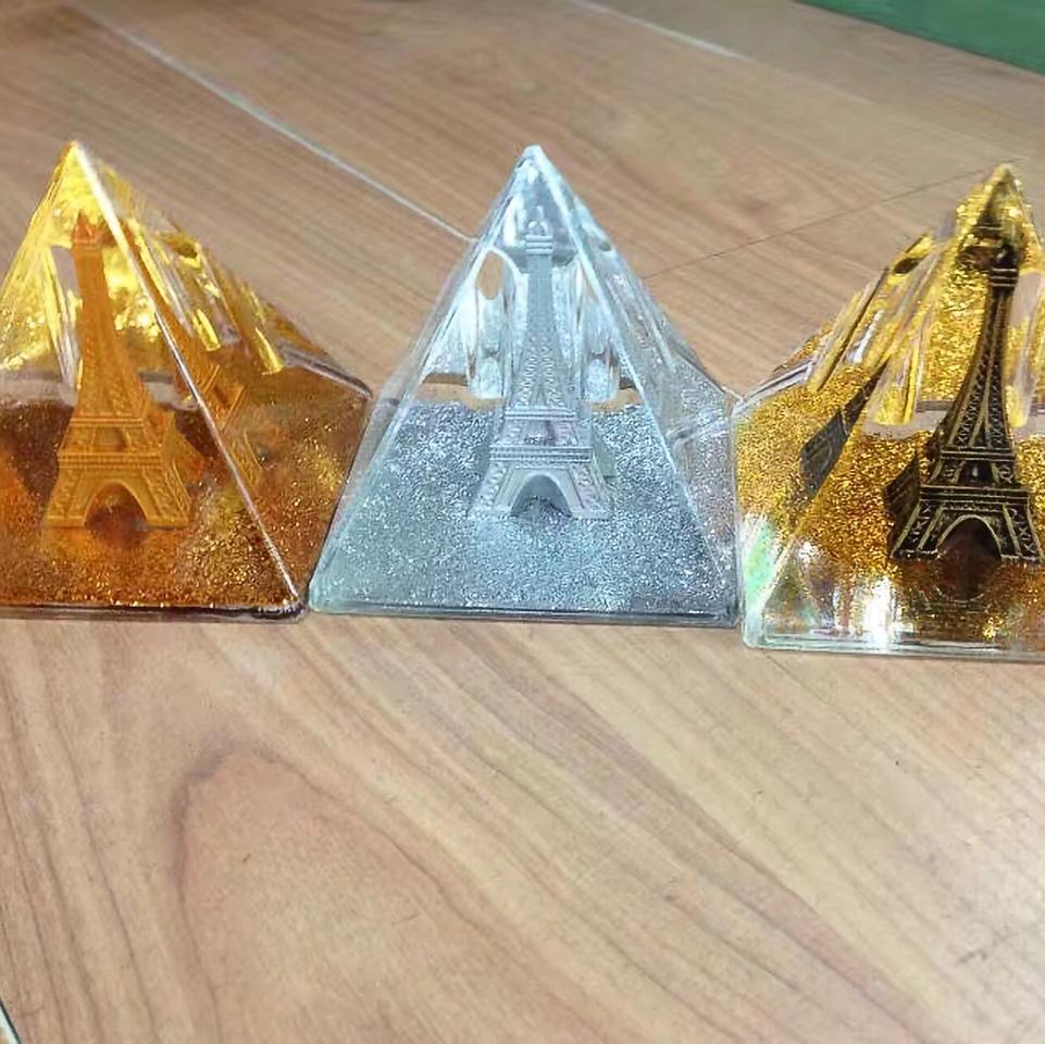 金字塔铁塔