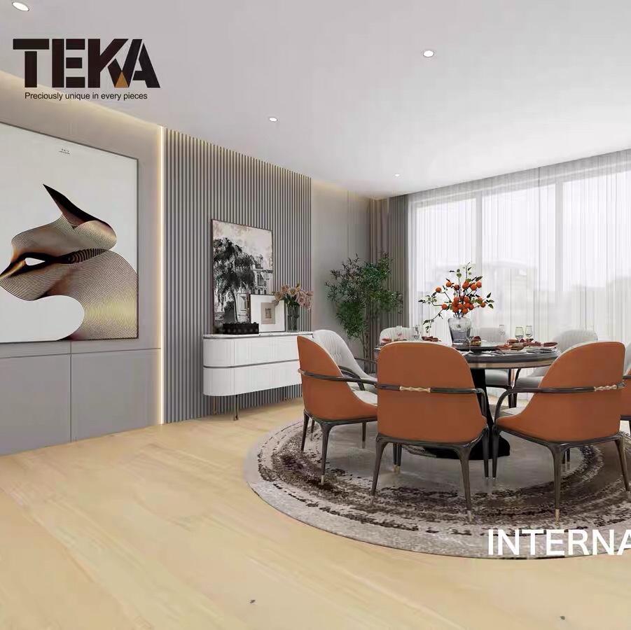 特佳地板原装进口TEKA parquet多层船甲板法式MC橡木