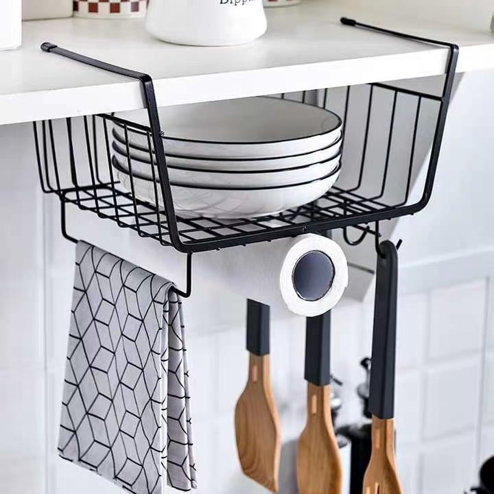 多功能厨房收纳篮