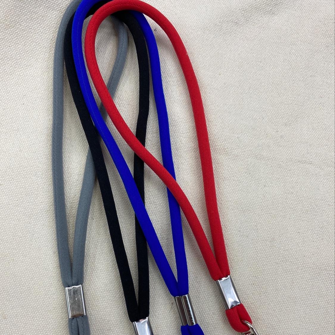 圆短绳,挂绳,钥匙链