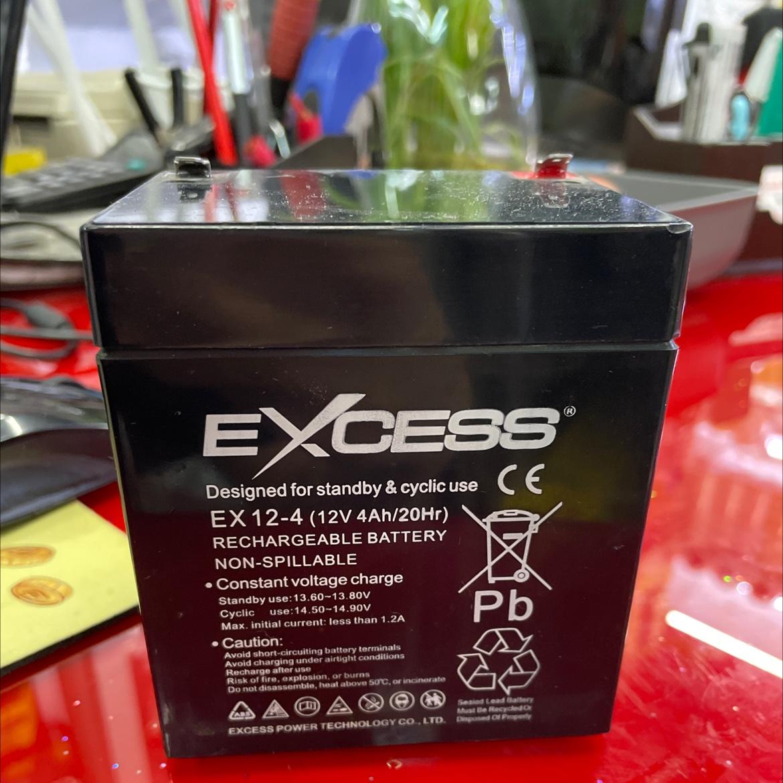 蓄电池4A