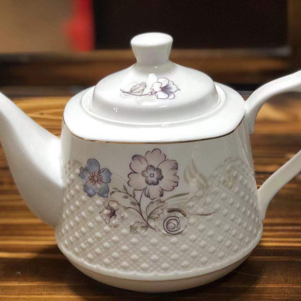 陶瓷茶壶每件36个