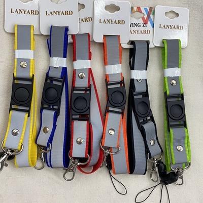 反光挂绳 钥匙链 证件挂绳