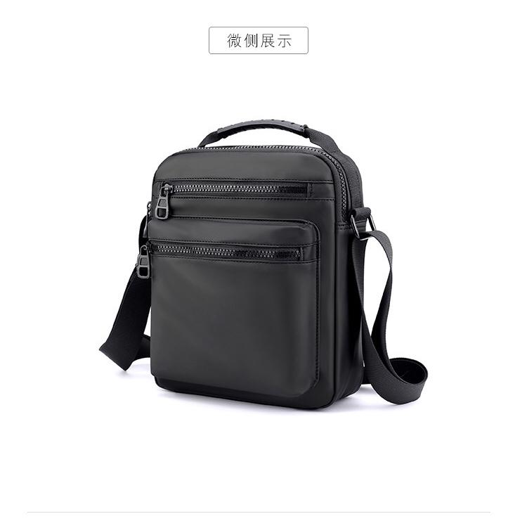 802跨境风潮男包时尚斜挎背包定制logo2021新款男士单肩包一件代发