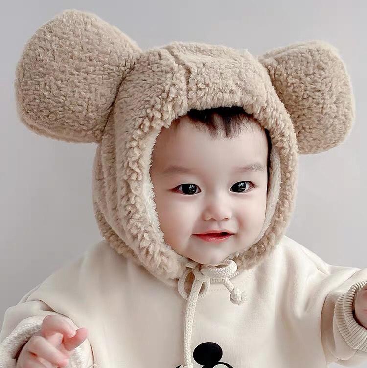 儿童可爱米奇帽