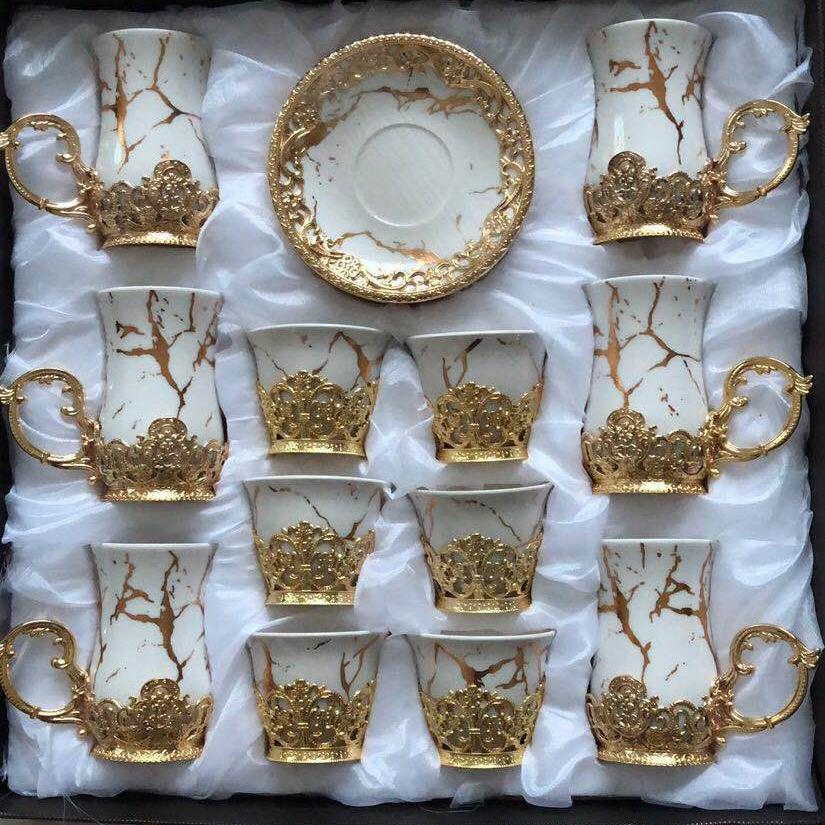 咖啡杯套装礼品盒