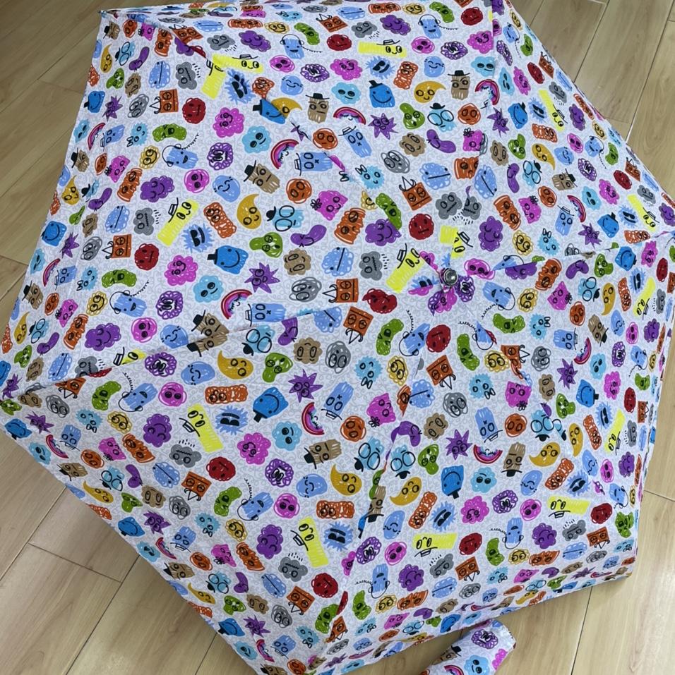 还有更便宜的五折伞PG布口袋伞吗