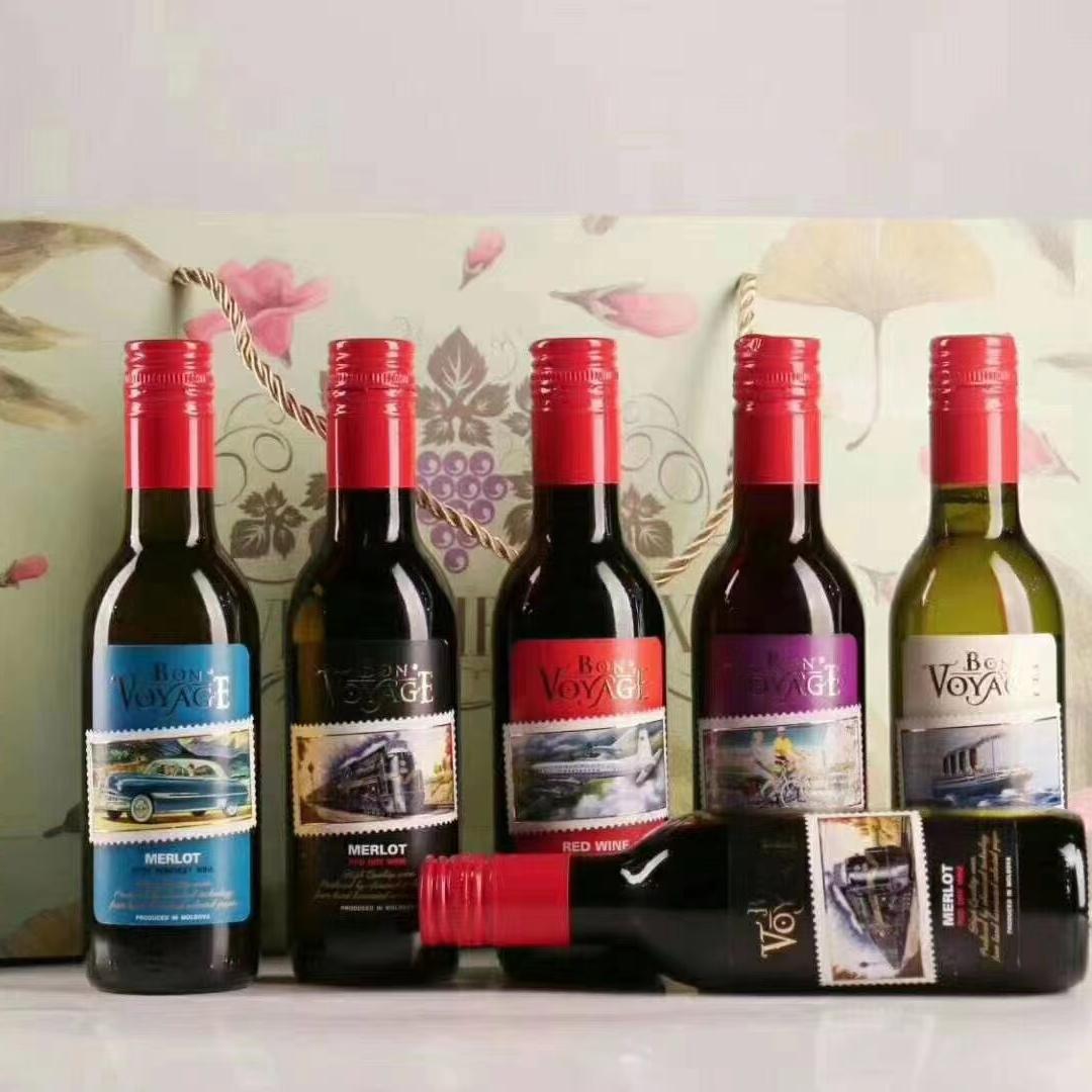 乐途梅洛干红葡萄酒187毫升