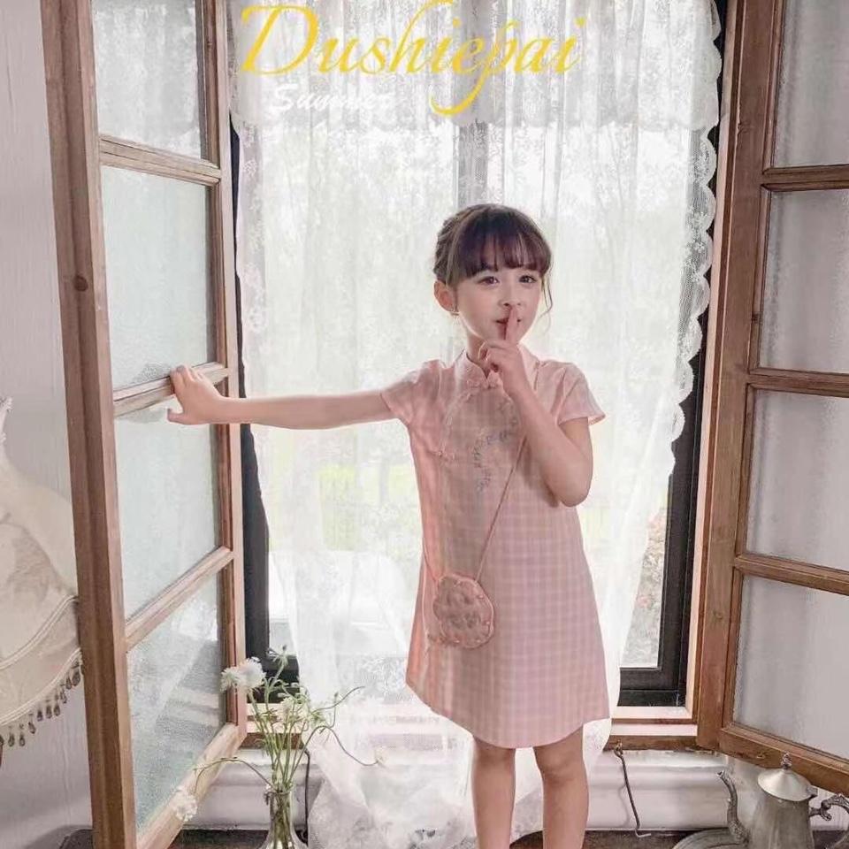 09# 儿童旗袍