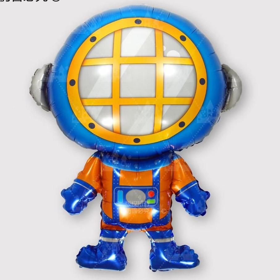 64.5*84cm潜水员