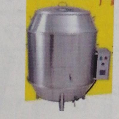 90cm双层电热烤鸭炉