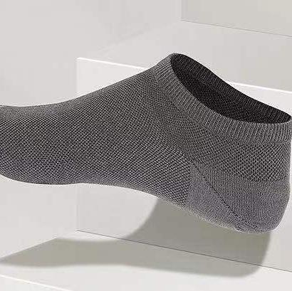 男士运动短袜