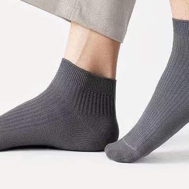 男士夏季防臭短袜