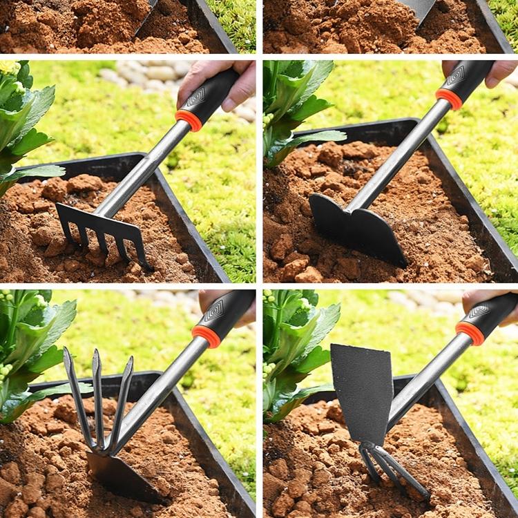 种花工具家用套装种菜栽养花多肉花铲赶海神器铁锹铁铲园艺小铲子单个