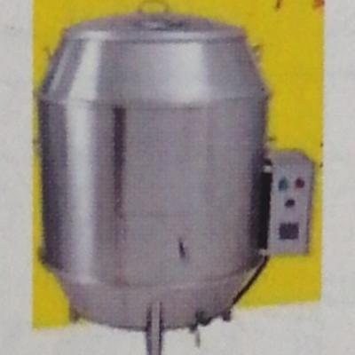 1米双层电热烤鸭炉