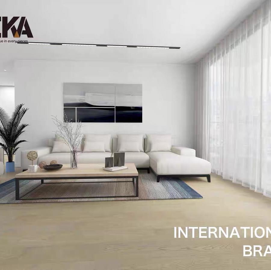 特佳地板原装进口TEKA parquet多层船甲板法式MC