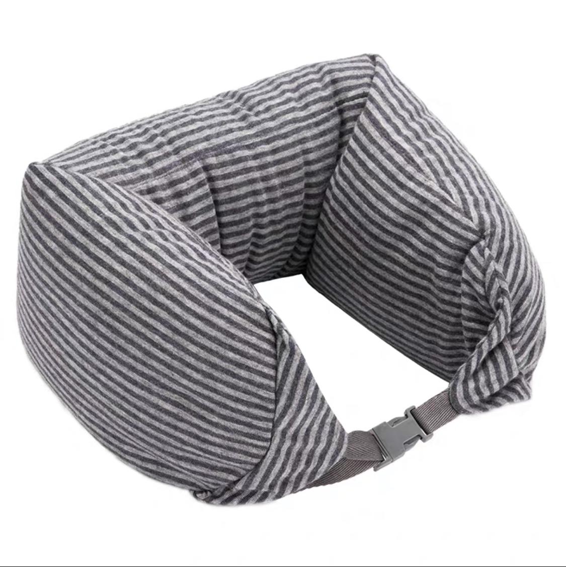 乐活之家U型枕旅行枕头枕芯护颈枕男女学生车载午休枕