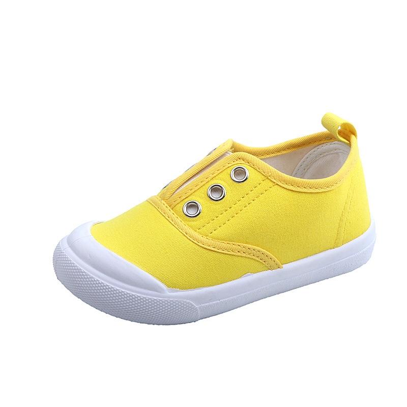 经典款儿童帆布鞋简约款儿童帆布鞋时尚儿童帆布鞋3