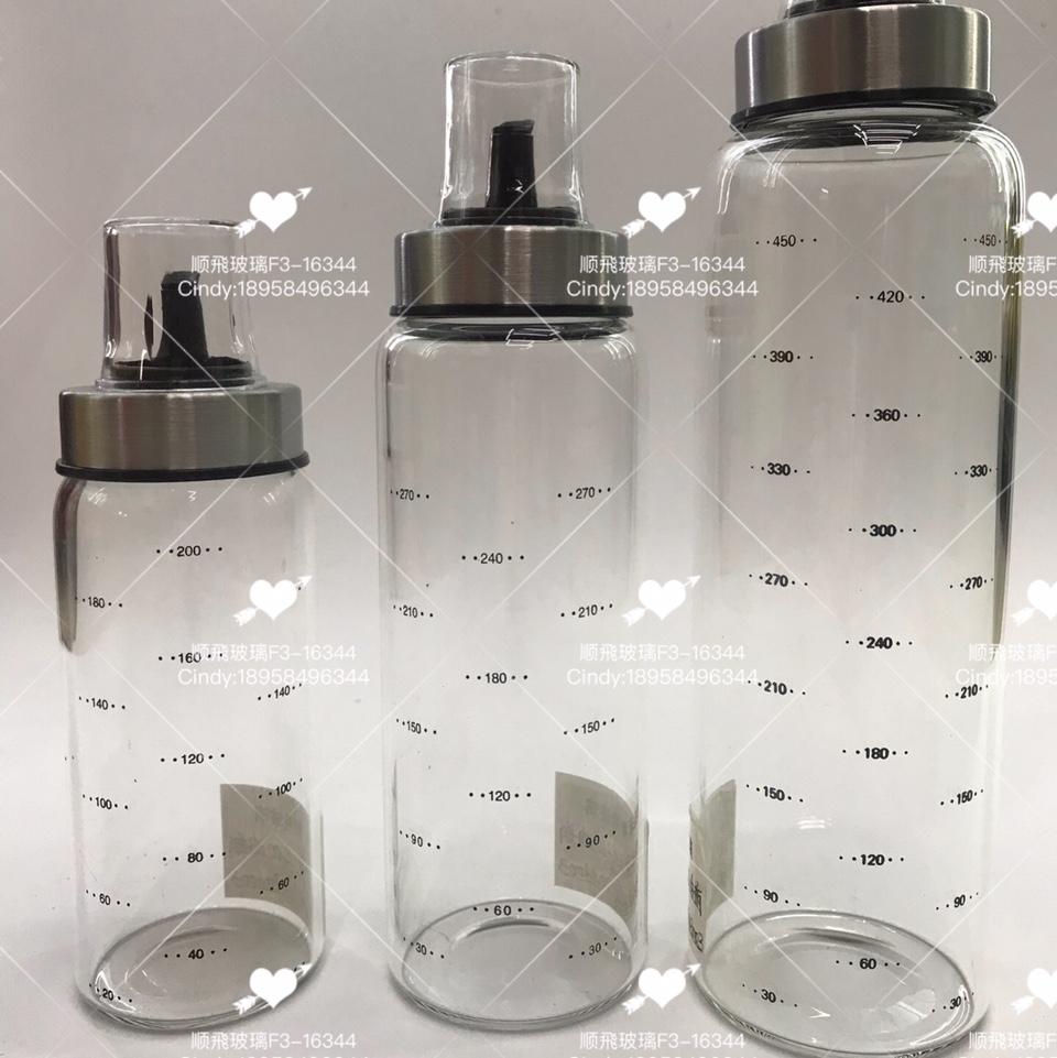 玻璃油瓶270ml