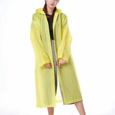 雨衣雨披EVA长雨衣