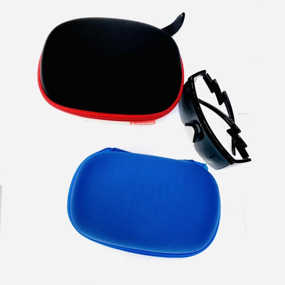 眼镜盒户外运动款便携式抗压男女通用款拉链式墨镜盒子眼镜盒47