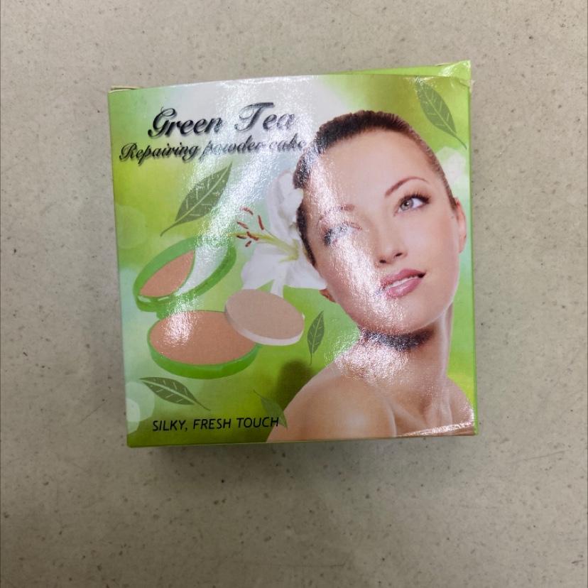 Green Tea粉饼