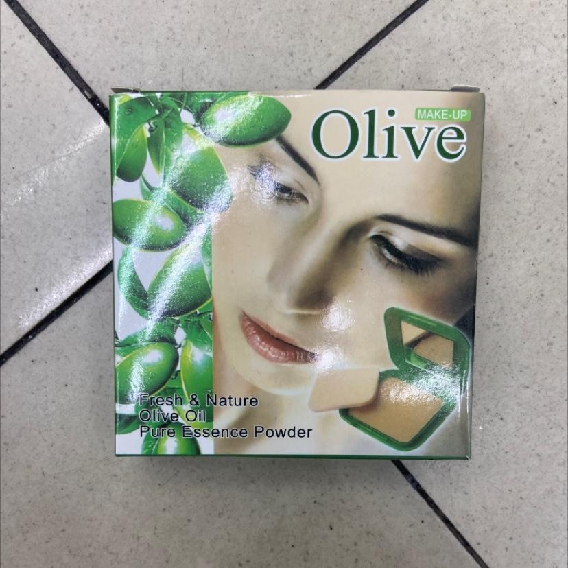 Olive粉饼