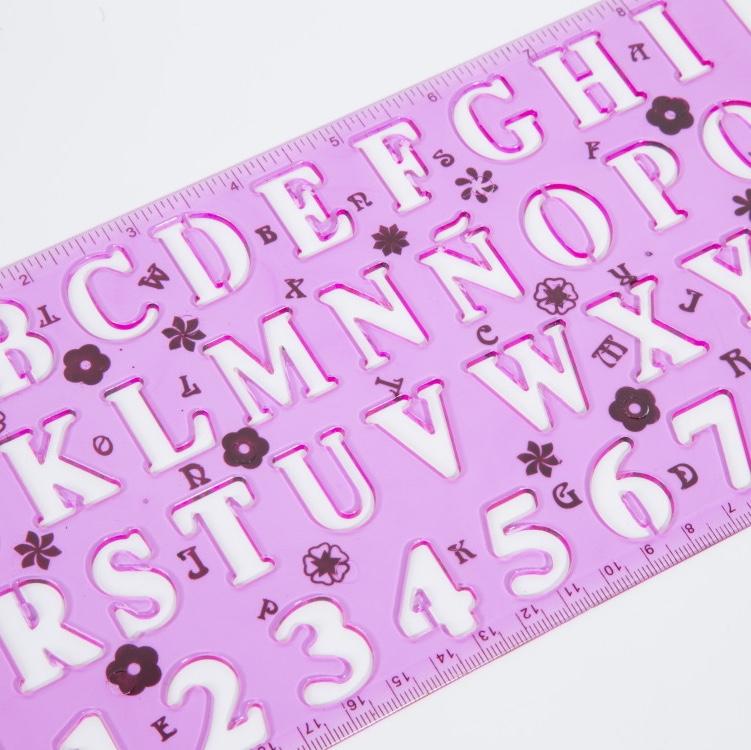 智才文具小朋友22cm ABC 字母板