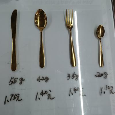 不锈钢餐具西餐刀叉勺小厨具礼品餐具筷子餐具套装
